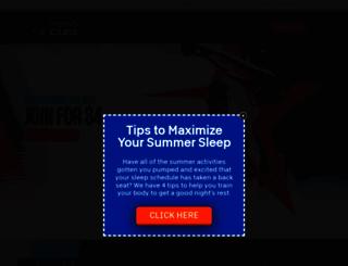 merrittclubs.com screenshot