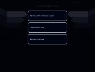 merrychristmas-2013.com screenshot