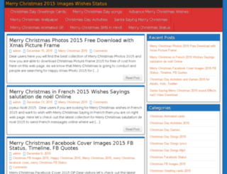 merrychristmasimagesms.com screenshot