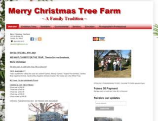 merrychristmastree.com screenshot