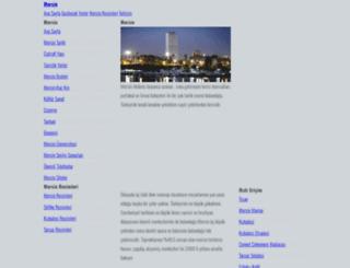 mersin.web.tr screenshot