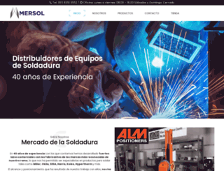 mersol.com.mx screenshot
