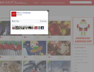 merychristmas.co screenshot
