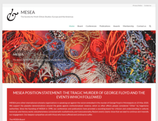 mesea.org screenshot