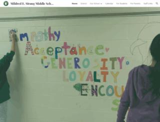 mesms.yorktown.org screenshot