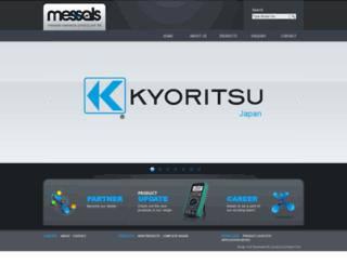 messalskew.com screenshot