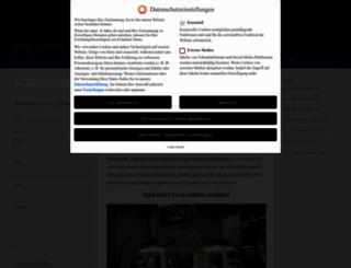 messebau-alpha.de screenshot