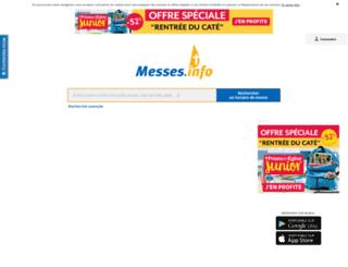 messesinfo.cef.fr screenshot
