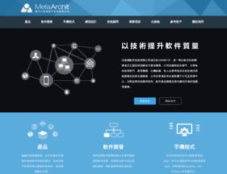 metaarchit.com screenshot