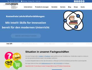 metacomp.de screenshot