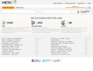 metajob.at screenshot