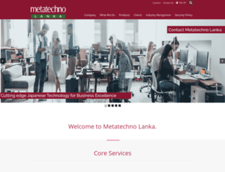 metalanka.com screenshot