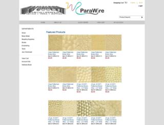 metalliferous.com screenshot