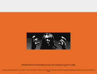 metalmouth.net screenshot