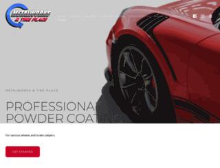 metalworksplace.com screenshot