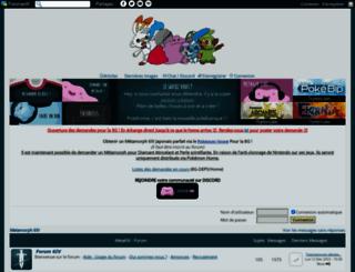 metamorph6iv.net screenshot