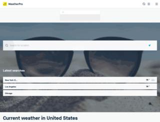 meteozentral.lu screenshot