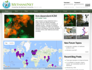 methanenet.org screenshot