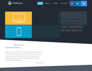 metikulous.com screenshot