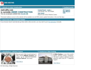 metrodfw.com screenshot