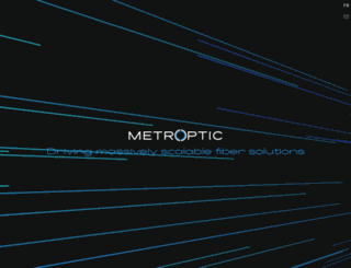 metrooptic.com screenshot