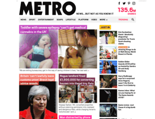 metrouk2.wordpress.com screenshot