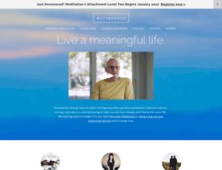 mettagroup.org screenshot