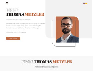 metzlerthomas.com screenshot