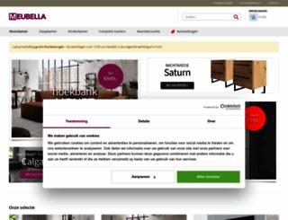 meubella.nl screenshot