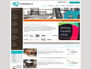 meubelpagina.nl screenshot