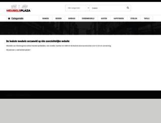 meubelsplaza.nl screenshot