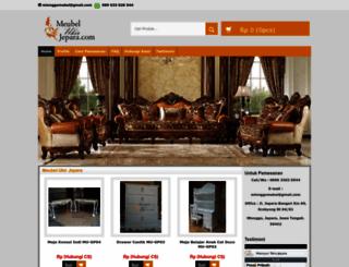 meubelukirjepara.com screenshot