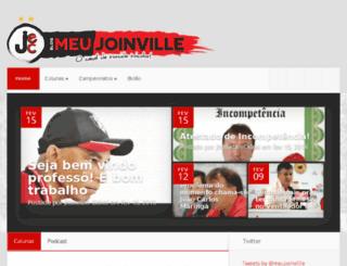 meujoinville.com.br screenshot