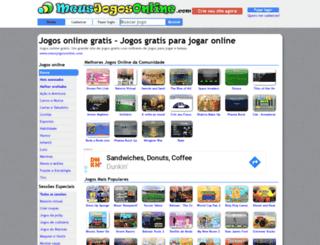 meusjogosonline.com screenshot