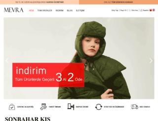 mevra.com.tr screenshot
