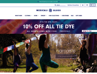 mexicaliblues.com screenshot