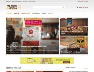 mexidodeideias.com.br screenshot