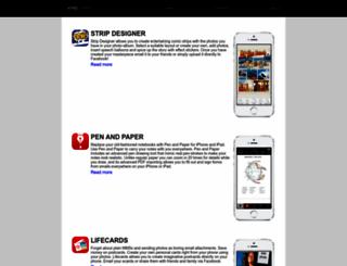 mexircus.com screenshot