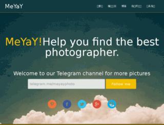 meyay.com screenshot
