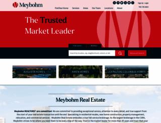 meybohm.com screenshot
