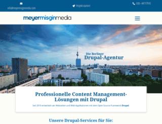 meyermisginmedia.com screenshot