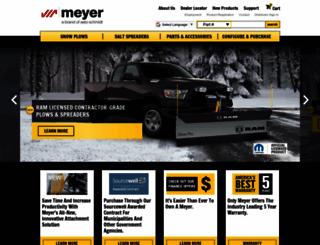meyerproducts.com screenshot