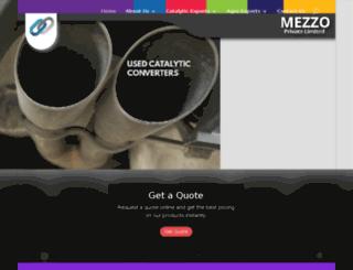 mezzolanka.com screenshot