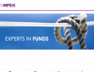 mfex.se screenshot