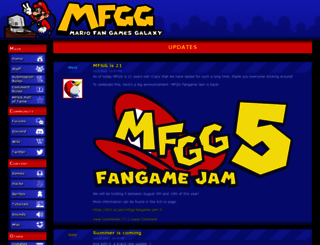 mfgg.net screenshot