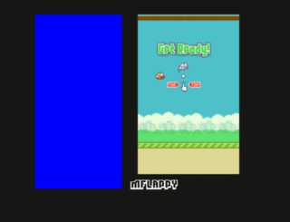 mflappy.com screenshot