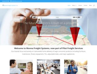 mfsclarity.com screenshot