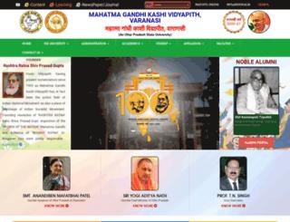 mgkvp.ac.in screenshot