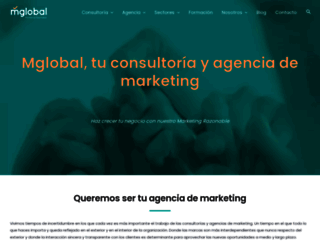 mglobalmarketing.es screenshot