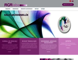 mgmlabs.com screenshot